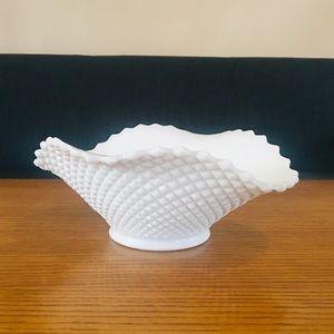 1950's Milk Glass Bowl